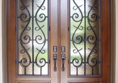 doors decorative film