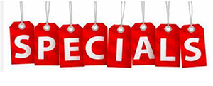 Safely Serving with Special Offers
